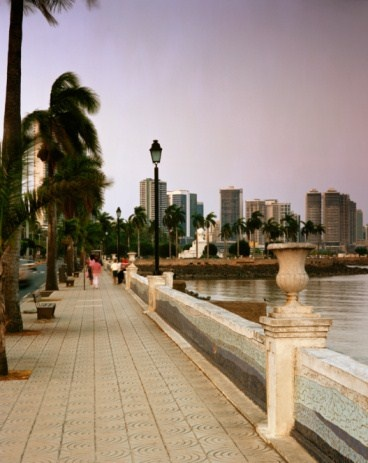 Antigua avenida Balboa