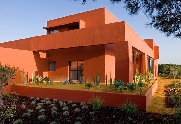 Casa sotogrande exotic for Arquitecto sotogrande