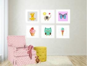 OB-Xchange Studio-Nursery Art Collection